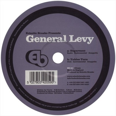 General Levy - Sugarcane
