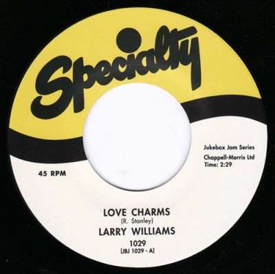 Larry Williams - Love Charms