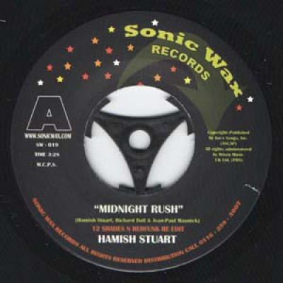 Hamish Stuart - Midnight Rush / It Is What It Is