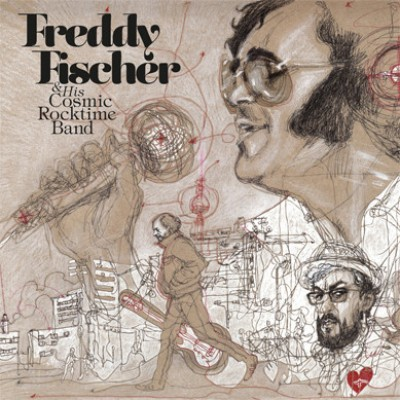 Freddy Fischer And His Cosmic Rocktime Band - Dreimal Um Die Sonne