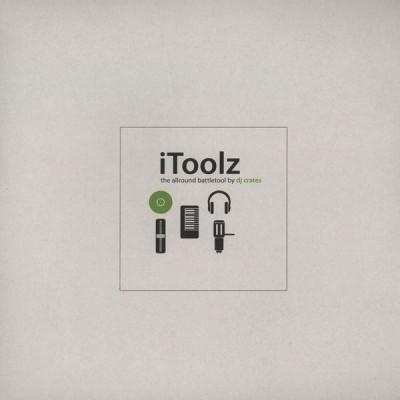 DJ Crates - iToolz – The Allround Battle Tool