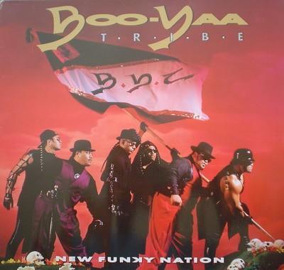 Boo-Yaa T.R.I.B.E. - New Funky Nation
