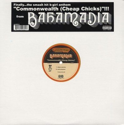 Bahamadia - Commonwealth (Cheap Chicks)