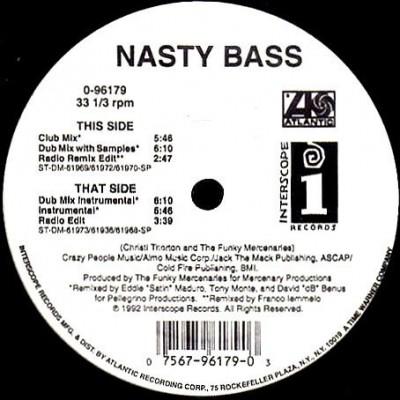 Three Shades Brown - Nasty Bass
