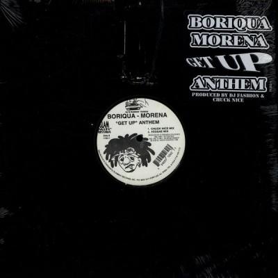 Boriqua - Morena - Get Up Anthem