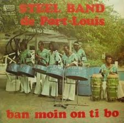 Steel Band Shell De Port-Louis - Ban Moin On Ti Bo
