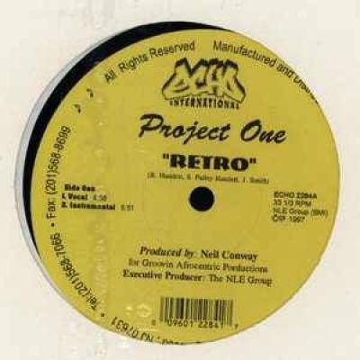 Project One - Retro / Cash Keeps Flowin'