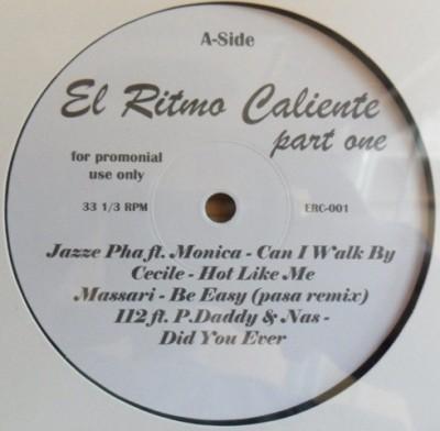 Various - El Ritmo Caliente Vol. 1