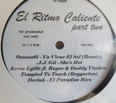 Various - El Ritmo Caliente Vol. 2