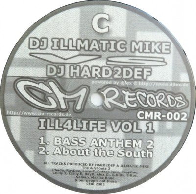 DJ Illmatic Mike vs Dj Hard2Def - Ill4Life Vol 1