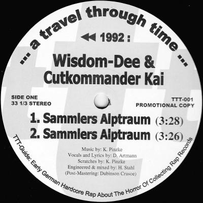 Wisdom-Dee - Sammlers Alptraum / Brooklynn Unity Rap