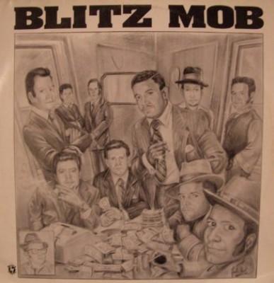 Blitz Mob - Blitz Mob EP