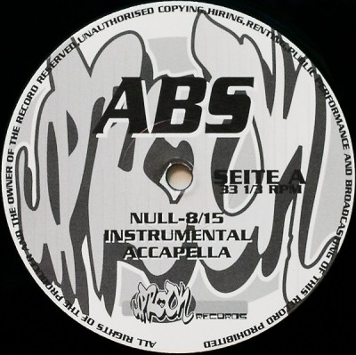 ABS - Null8/15 / Focus
