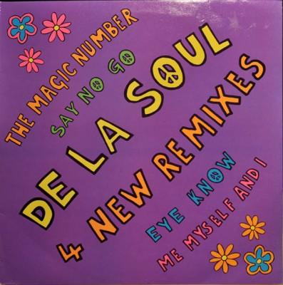 De La Soul - The Magic Number Remixes