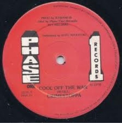 Crime Stoppa - Cool Off The War / Substitute For Your Love