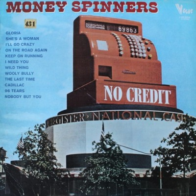 Money Spinners - No Credit