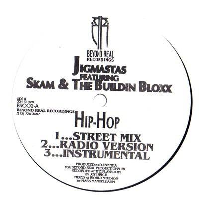 Jigmastas - Hip-Hop