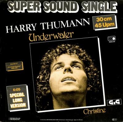 Harry Thumann - Underwater