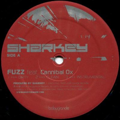 Sharkey - Fuzz / Snobird