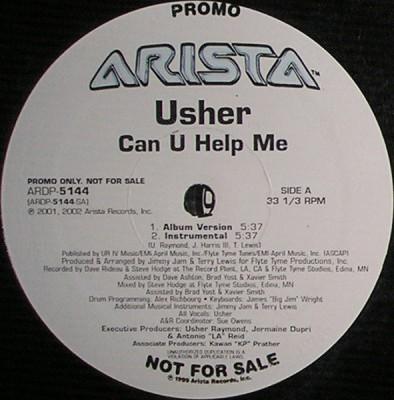 Usher - Can U Help Me