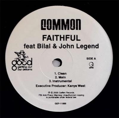 Common - Faithful