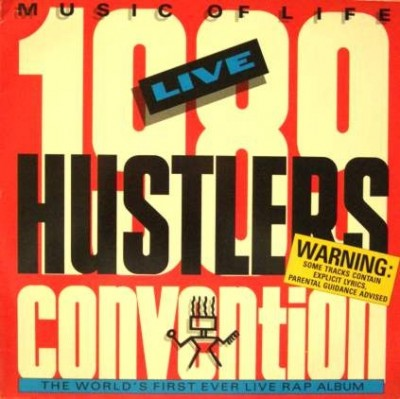 Various - 1989 Hustlers Convention Live