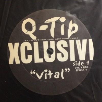 Q-Tip - Vital