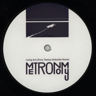 Metronomy - Loving Arm/We Broke Free Remixes