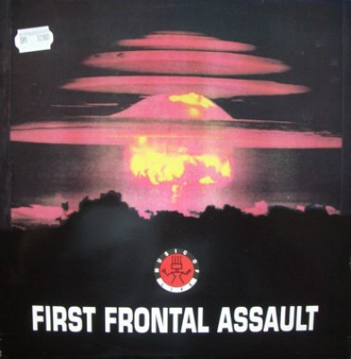 First Frontal Assault - Atomic Airaid