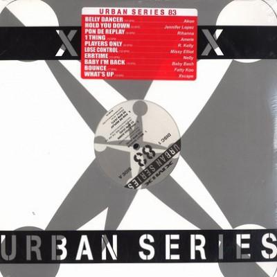 Various - X-Mix Urban Series 83