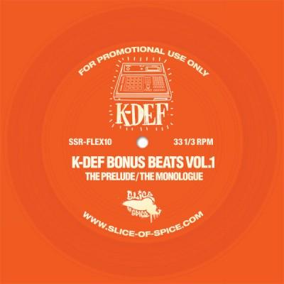 K-Def - K-Def Bonus Beats Volume 1