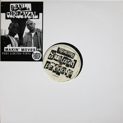 Q Ball & Curt Cazal - Makin Moves EP