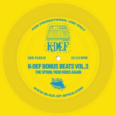 K-Def - K-Def Bonus Beats Volume 3