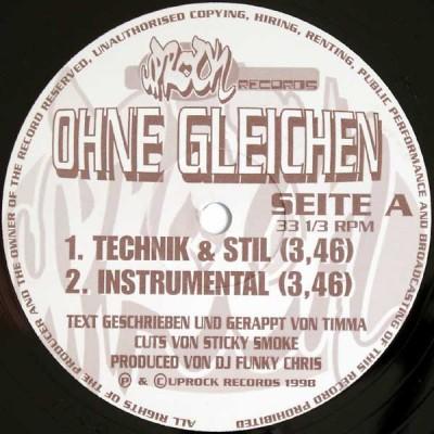 Ohne Gleichen - Technik & Stil / Ruhrkultur