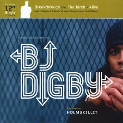 BJ Digby - Breakthrough / The Torch / Alive