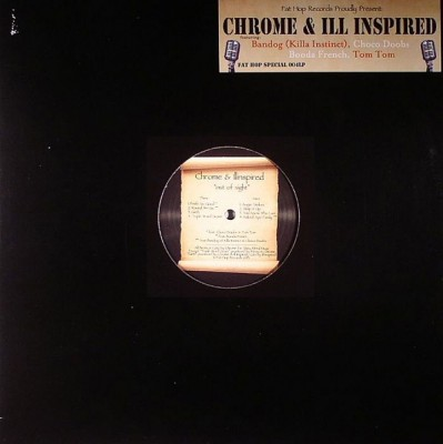 Chrome & Illinspired - Out Of Sight