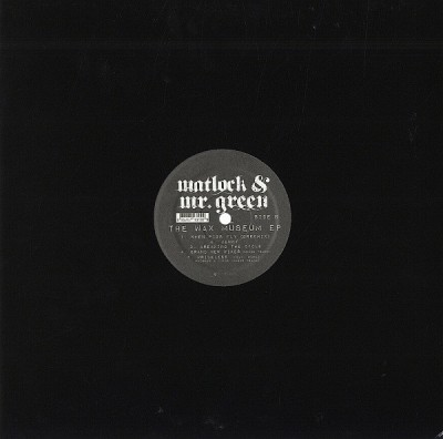 Matlock & Mr. Green - The Wax Museum EP