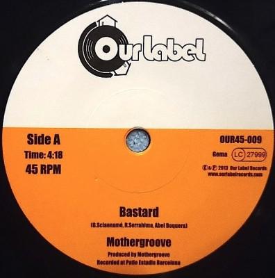 Mothergroove - Bastard / The Jam