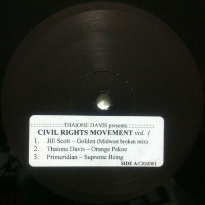 Thaione Davis - Civil Rights Movement Vol. 1