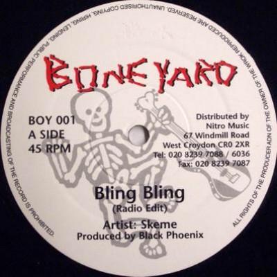 Skeme - Bling Bling
