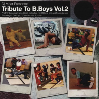 Moar - Tribute To B-Boys Vol.2