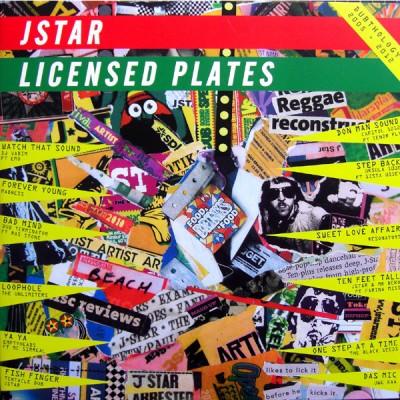 Jstar - Licensed Plates