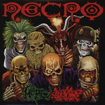 Necro - Metal Hip Hop
