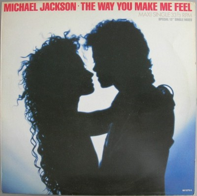 "Michael Jackson - The Way You Make Me Feel (Special 12"" Single Mixes)"