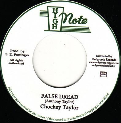 Chokey Taylor - False Dread