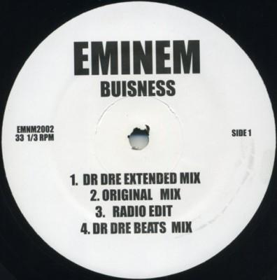 Eminem - Buisness / 'Til I Collapse