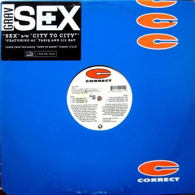 Grav - Sex / City To City
