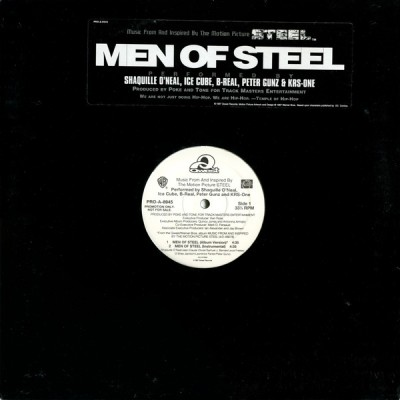 Shaquille O'Neal - Men Of Steel