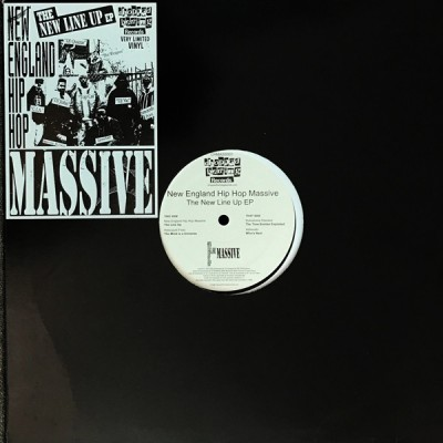 Various - New England Hip Hop Massive - The New Line Up EP