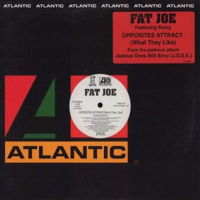 Fat Joe - Opposites Attract / Fight Club